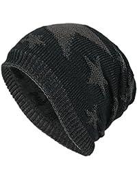 Amazon.it  Maglia con brillantini - Cappelli e cappellini ... ced6fef841a2