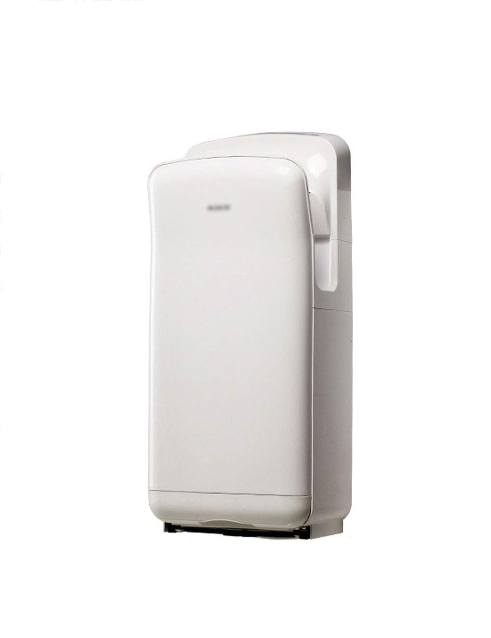51RZNK%2BvWxL - Double-sided Jet Smart Hand Dryer, Wall-mounted High Speed, No Noise, High Power, Commercial, Household, with UV…