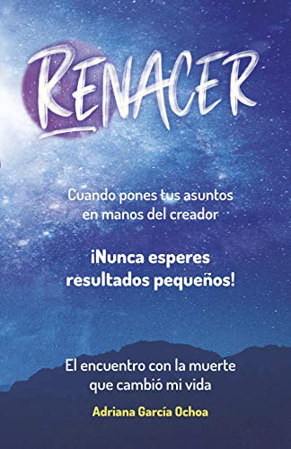 RE-NACER: Blanco y Negro eBook: Adriana Ochoa: Amazon.es: Tienda ...