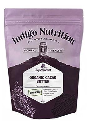 Indigo Herbs Bio Kakaobutter