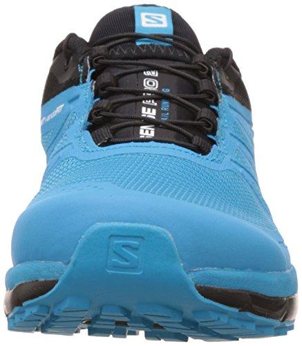 Salomon Herren, Sneaker, sense pro Blau (Scuba Blue/Black/White)