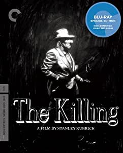 Criterion Collection: The Killing [Blu-ray] [Import anglais]