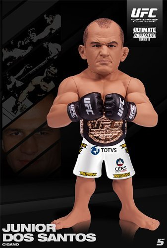 UFC Ultimate Collector figures version champion Junior dos Santos (japan import)
