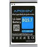 Bateria para BQ 5.7 de 4000 mAh