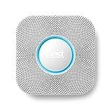 Nest S2004BW Détecteur de fumée/monoxyde de carbone à piles Nest Protect