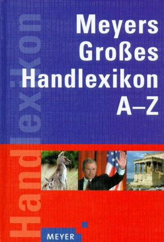 Meyers Großes Handlexikon A-Z