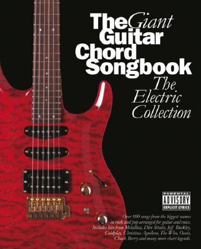 The Giant Guitar Chord Songbook: The Electric Collection