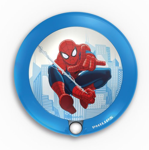 philips-e-disney-spiderman-luce-notturna-led-con-sensore-di-movimento