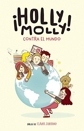 Holly Molly es... youtuber, monguer, influencer, curranta, hater más que otra cosa... Y, por supuesto, su libro no podía ser distinto. Holly Molly habla sobre las cosas de cada día: sobre redes sociales, hípsters en festivales, la operación bikini, l...