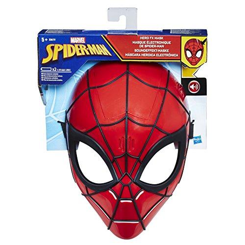 Marvel Spiderman Spiderman Masque Electronique Boys, E0619 unique