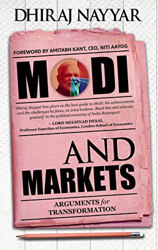 Modi And Markets: Arguments for Transformation: Amazon in: Dhiraj
