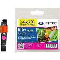 JET TEC T1623 in Inghilterra inchiostro INK CARTRIDGE, magenta - Confronta prezzi