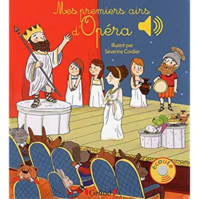 Mes premiers airs d'opéra