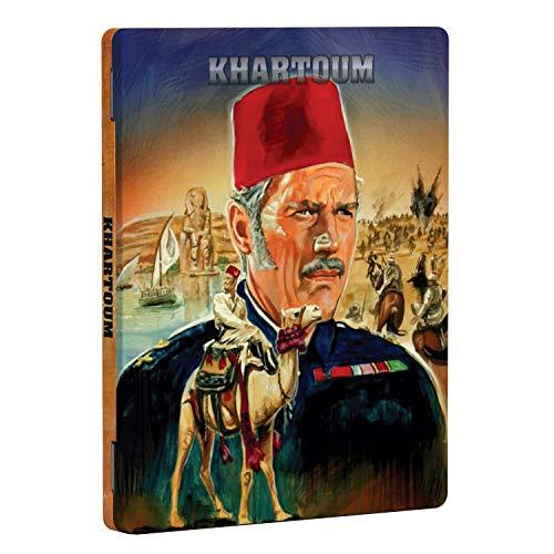 Khartoum - Aufstand am Nil (Limited Steelbook Klassiker Edition) [Blu-ray]