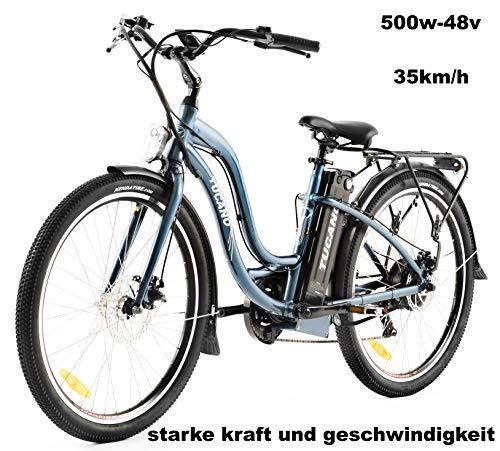 Tucano Bikes Monster X-Road. Bicicleta eléctrica