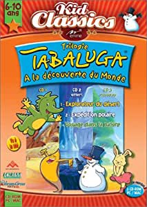 Trilogie Tabaluga : A la découverte du Monde [Import]