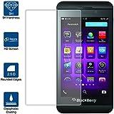 Beiuns Vidrio Templado Protector de Pantalla para BlackBerry Z10
