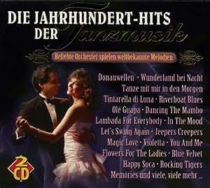 Jahrhunderthits Der Tanzmusik Various Amazon De Musik
