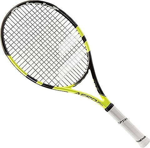 Babolat Aero Junior 26Raquette de Tennis Unisexe enfant, Aero Junior
