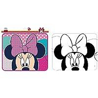 Disney 27009 Minnie Mouse Seitenscheiben-Sonnenblende XL