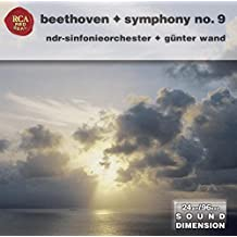 Beethoven: Symphony No. 9 [24-bit / 96 khz Sound Dimension]