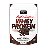 QNT Light Digest Whey Protein, Belgian Chocolate, 500 g