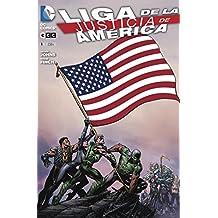 Liga de la Justicia de America núm. 01 (Liga de la Justicia de américa)