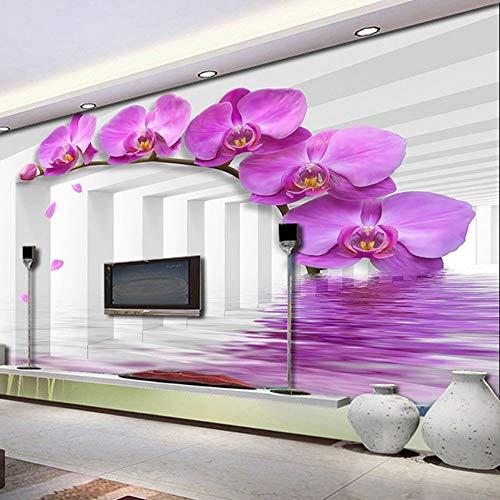 3D tapete Wandbilder Kinder Cartoon Unterwasser Landschaft Spiel Charakter Mario Benutzerdefinierte 3D Fotowand Papier Kinderzimmer Sofa Hintergrund 137,7X100,7 Zoll (Spielen Spiele Der Kirche In Halloween)