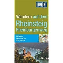 DuMont aktiv Wandern auf dem Rheinsteig, Rheinburgenweg (DuMont Wanderführer)