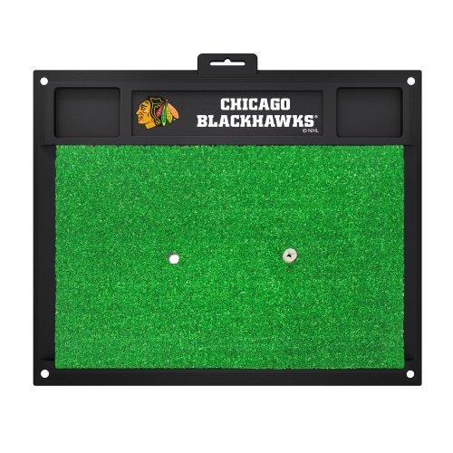 Sports Licensing Solutions, LLC NHL - Chicago Blackhawks Golf Hitting Mat 20