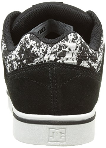 DC Shoes - Course 2 Se, Basse Uomo Nero (Black/print)
