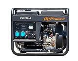 Generador Gasoil DG6000LE ITCPOWER
