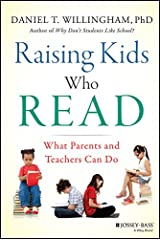 Raising Kids Who Read: What Parents and Teachers Can Do Hardcover
