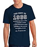 The Best of 1969 - T-shirt cadeau pour le 47e anniversaire - Hommes