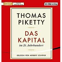 Das Kapital im 21. Jahrhundert by Thomas Piketty (2015-01-12)