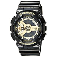 Casio G-Shock Men's Ana-Digi Dial Resin Band Watch - GA-110GB-1A