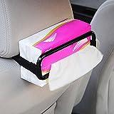 Generic Serviette Papier Box Halter Creative Auto Sonnenschutz Visier Sitz Rückenverschluß Elastic abnehmbarer Tissue Serviette Holder Clip zum Aufhängen Typ
