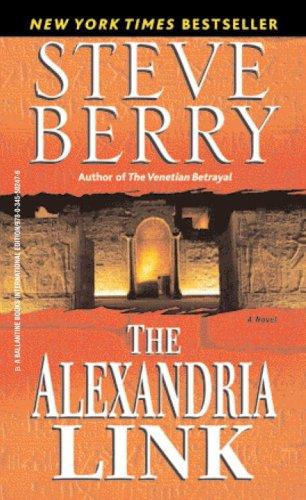 The Alexandria Link: A Novel (Cotton Malone, Band 2)