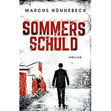 Sommers Schuld: Thriller (Lukas-Sommer-Thriller 2)