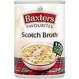 Baxters Favoritos Caldo Escocés Sopa 415g (Paquete de 6)