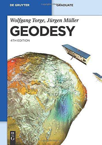 Geodesy (De Gruyter Textbook) por Jürgen Müller