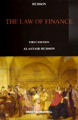 Hudson Law of Finance