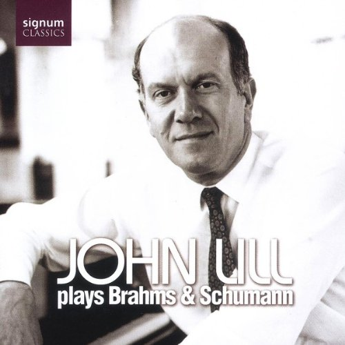 John Lill plays Brahms & Schumann Lill Studio