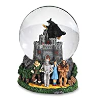 Wizard Of Oz Wicked Witch Castle 120mm Water Globe by San Francisco Music Box Company