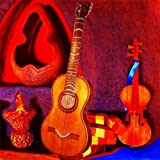 Gypsy Jazz Cafe Manouche Music for Guitar and Violin Traditional and Folk Russian Tzigane Songs