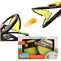 Genossen Spielzeug Geschenke Kinder 3 Jahre Sport Auto Erwachsener Catch Ball Tischtennis Sportspielzeug 422597 4 Balls 2 Schläger