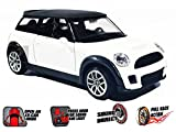 #5: Models High Speed Car (White)