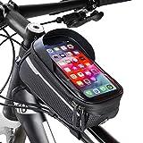 Velmia Rahmentasche Fahrrad/MTB, für Smartphones