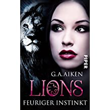 Lions - Feuriger Instinkt