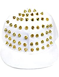 Bling Snapback Flat Peak Baseball Caps - Various Designs & Colours